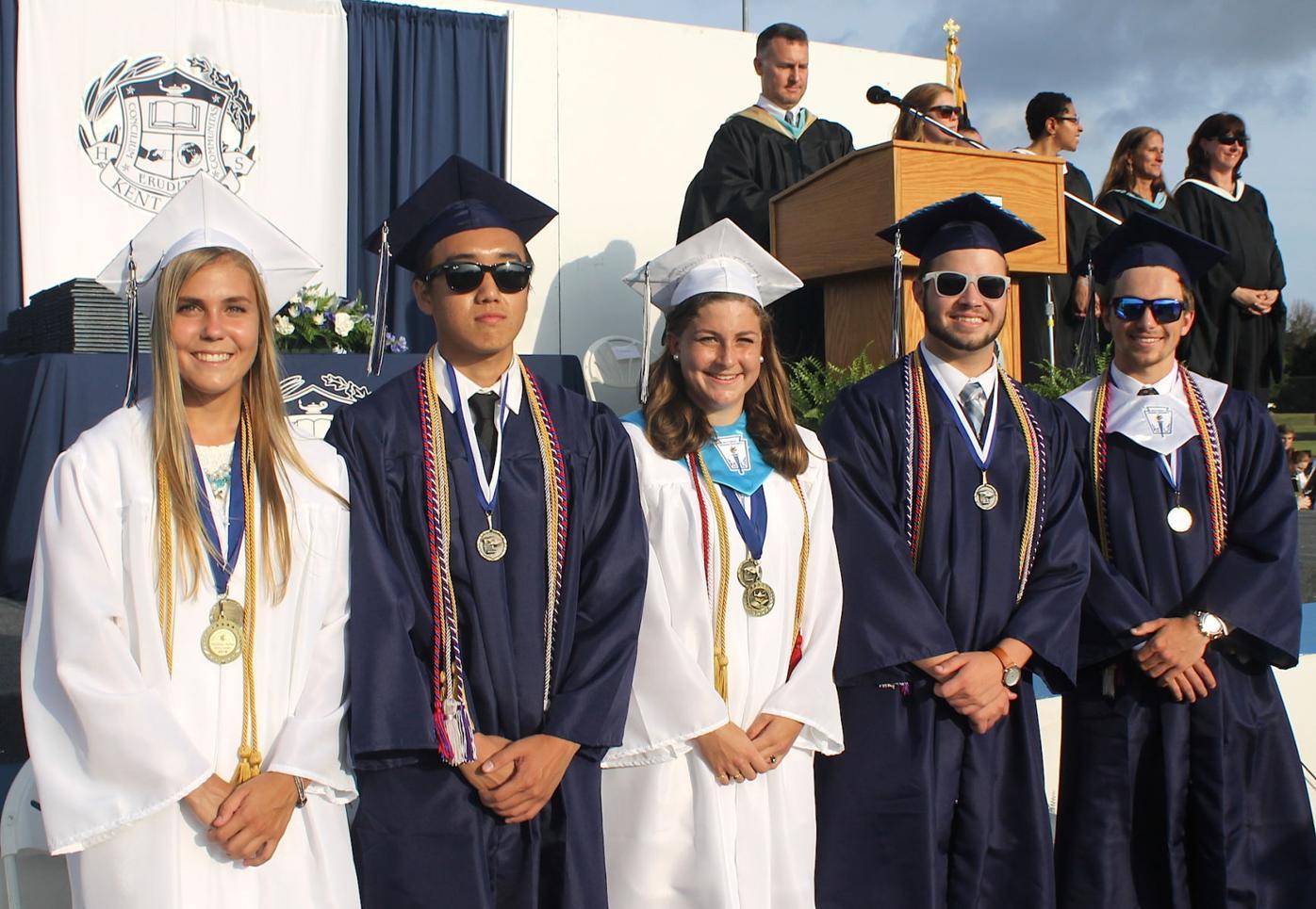 KIHS graduation '16