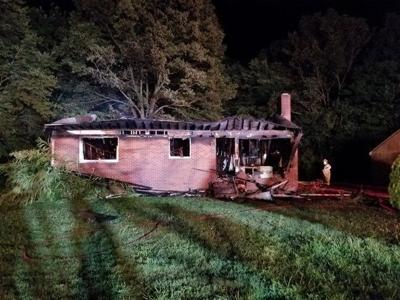 Cause of house fire is under investigation