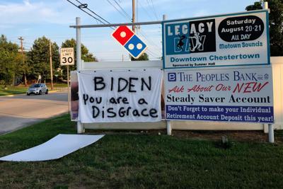 Andy Harris wants Biden to resign, Blinken impeached over Afghanistan retreat
