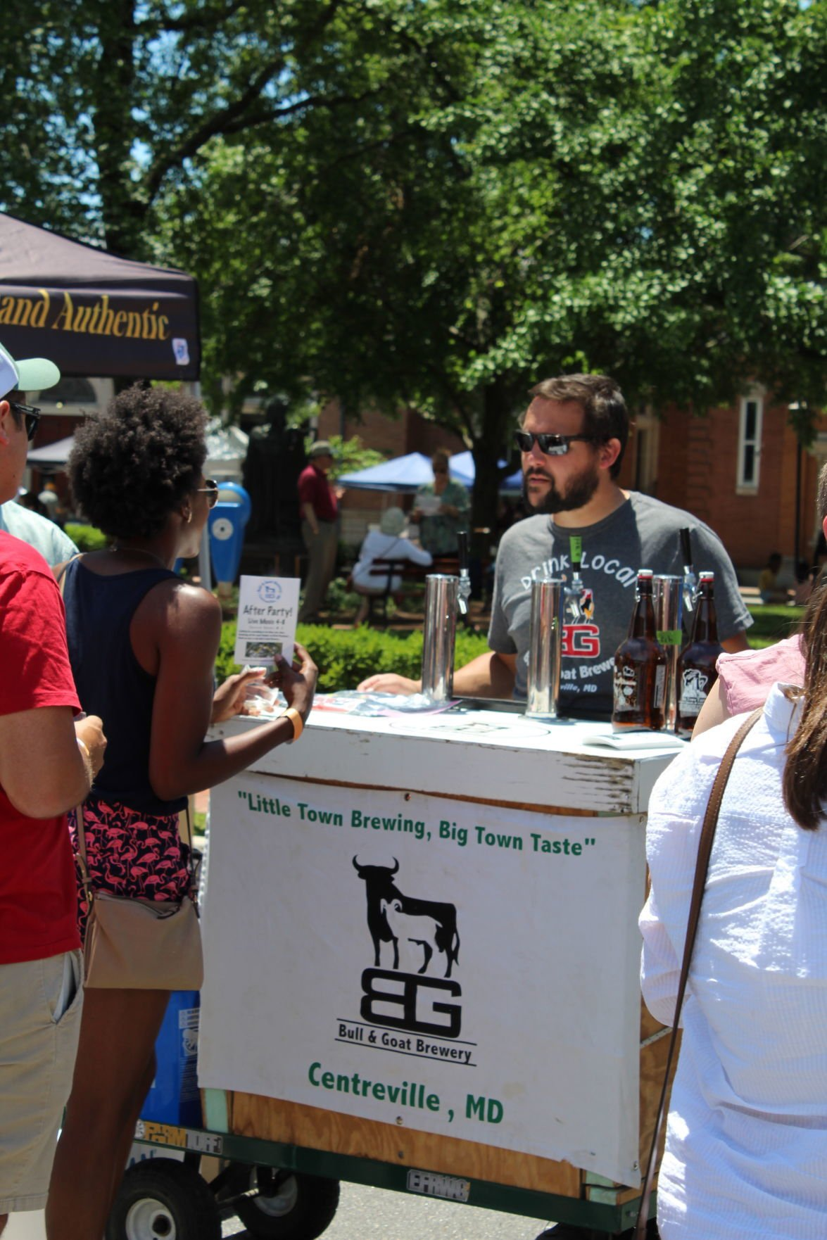 DrinkMD: A Maryland Maker's Festival