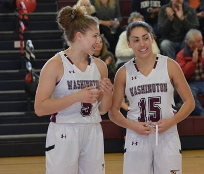 17 Washington winter athletes applauded for academic achievement