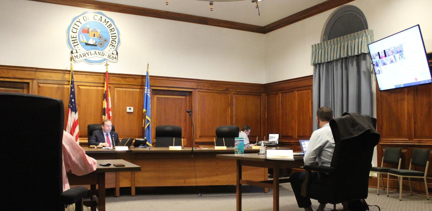 Cambridge City Council Virtual Meeting