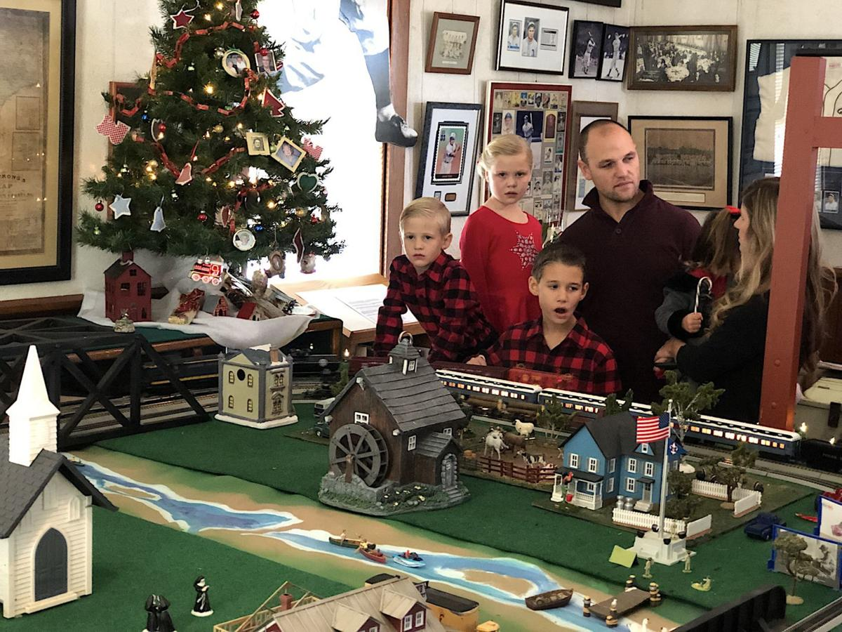 Train Station Museum presents an 'Old Fashioned Christmas'