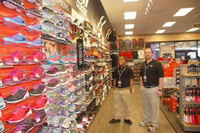 5be04f5b7d55 Hibbett Sports Begins March North With Opening at Dorchester Square ...
