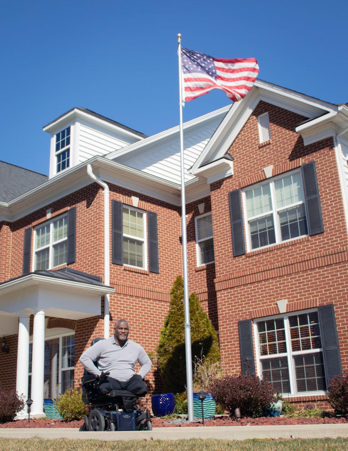 Colonel Gadson's home