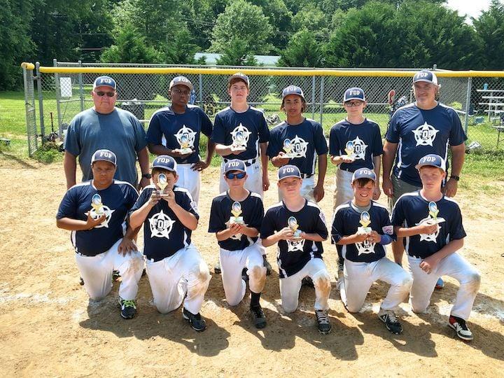 Junior division crowns champions