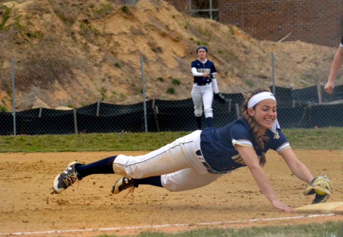 High School Softball: Cambridge-South Dorchester at North Dorchester