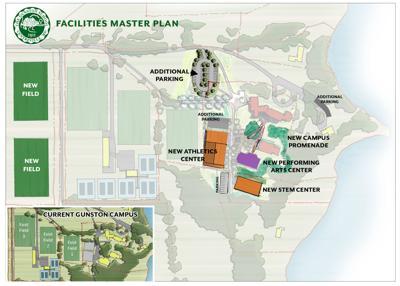 Record enrollment at Gunston prompts expansive facilities master plan