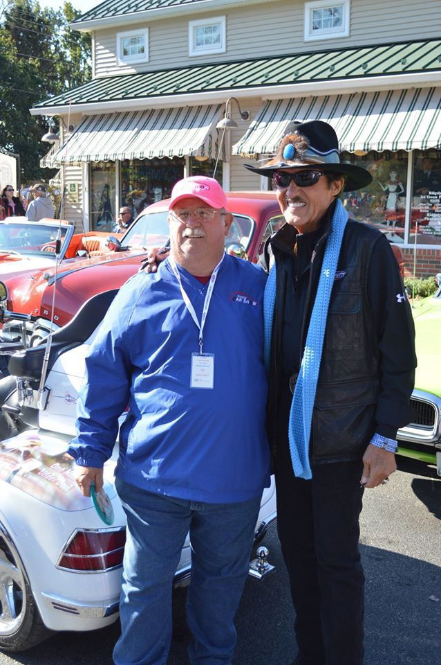 Ridgely Car Show Receives Richard Petty Award News - Ridgely car show