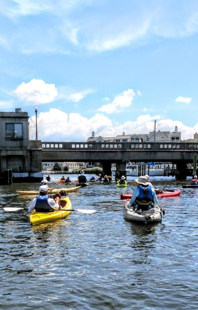 ShoreRivers announces kayaking series