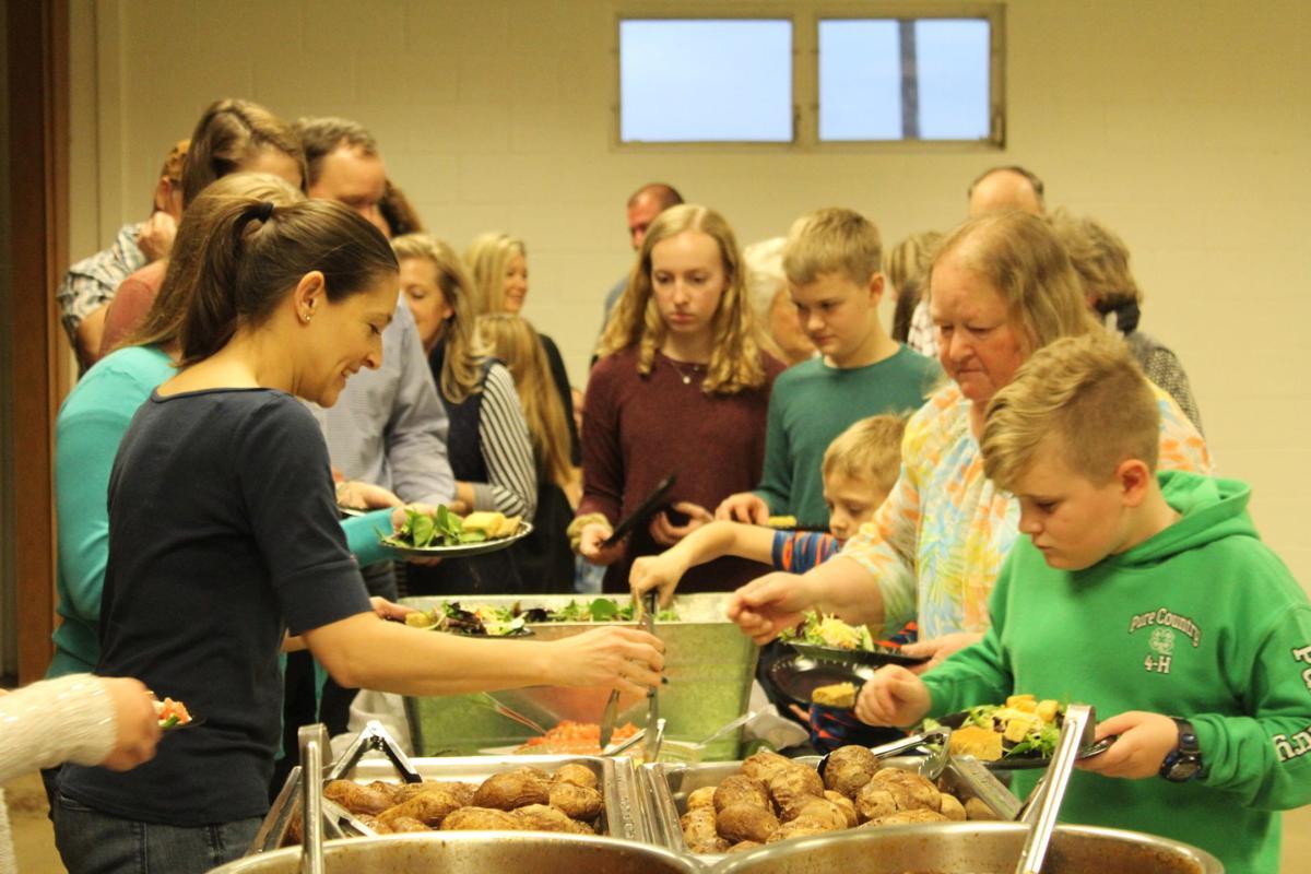 Caroline County's 4-H Achievement Banquet honors local kids