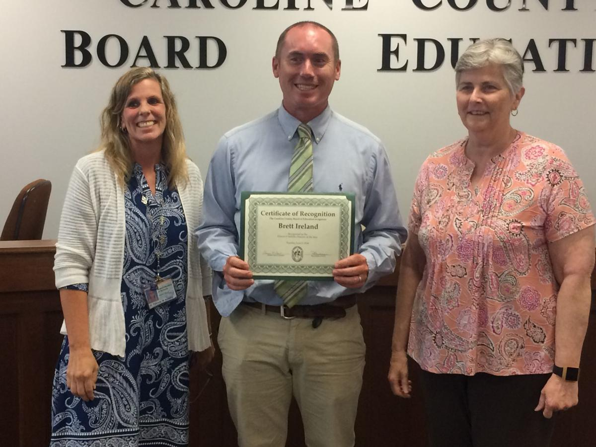 CRHS AD named a certified athletic administator