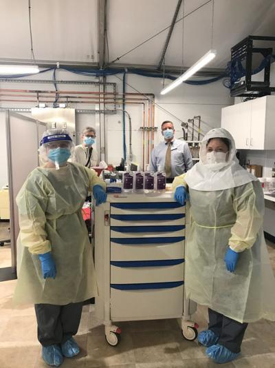 Easton hospital offers antibody treatment for COVID-19