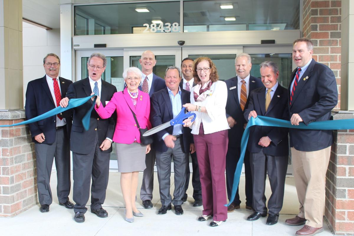 AAMC opens new medical pavilion in Easton