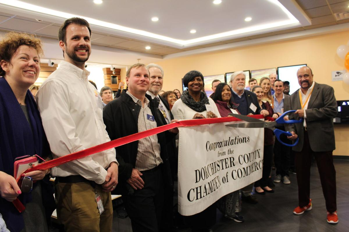 Chambers host Sunburst Pharm dispensary opening event