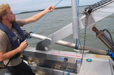NOAA analyzes oyster restoration