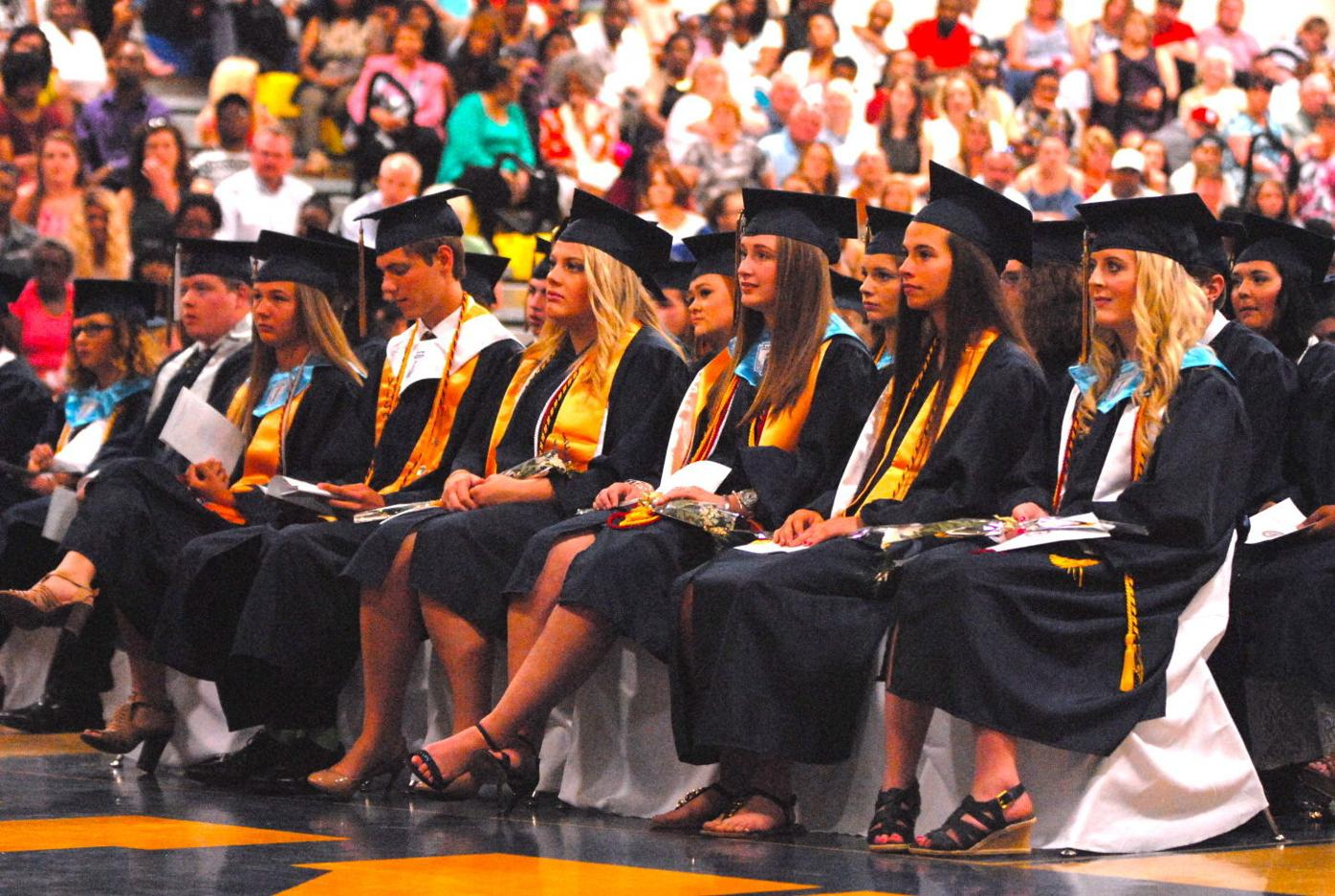 C-SDHS 2016 Graduation Ceremony
