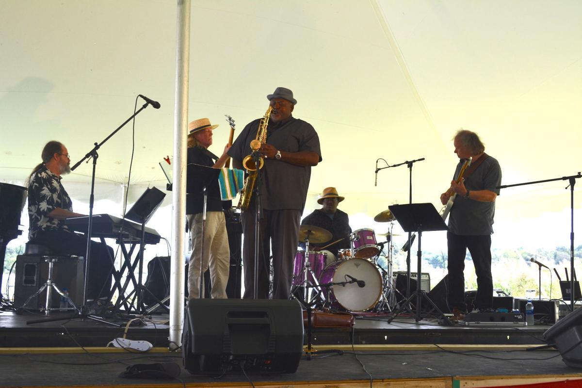 Jazz fest wows Wilmer Park crowd