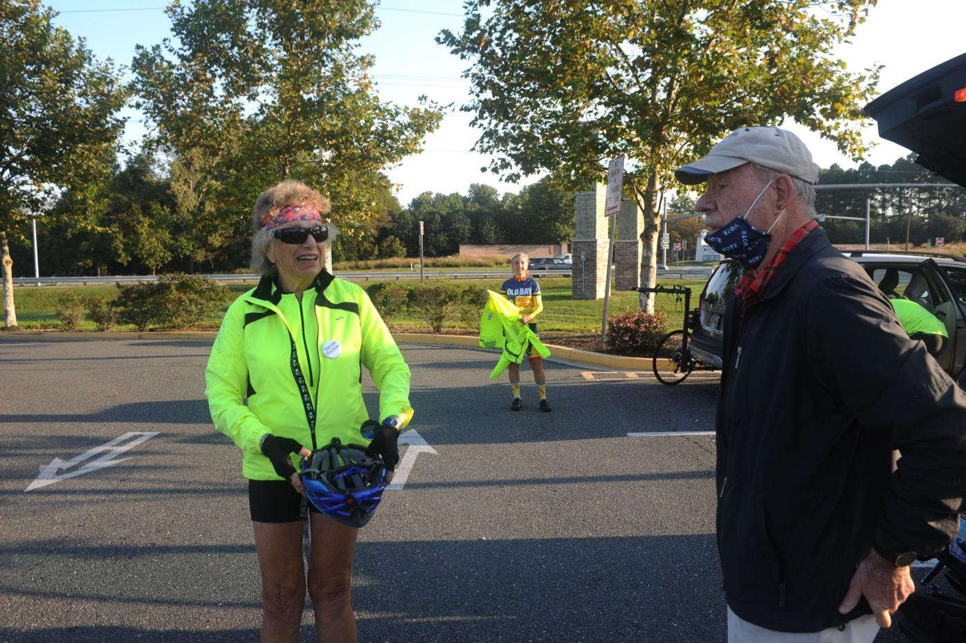 80th Bike Ride