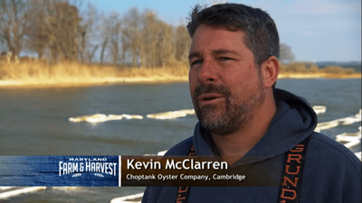 MPT 'Maryland Farm & Harvest' visits Kent County during Dec. 3 episode