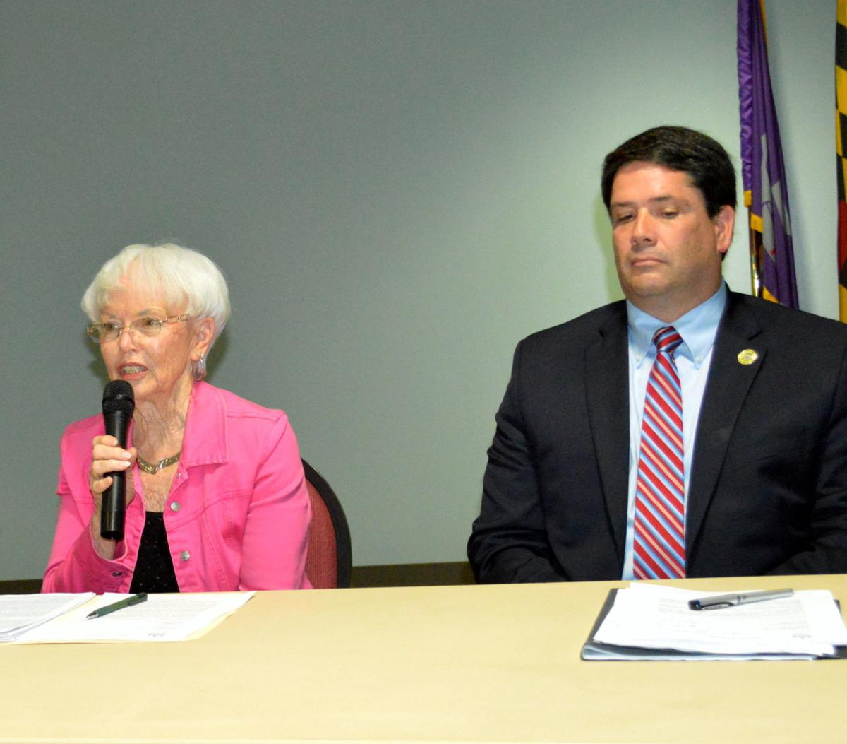 Eckardt, Adams recap General Assembly