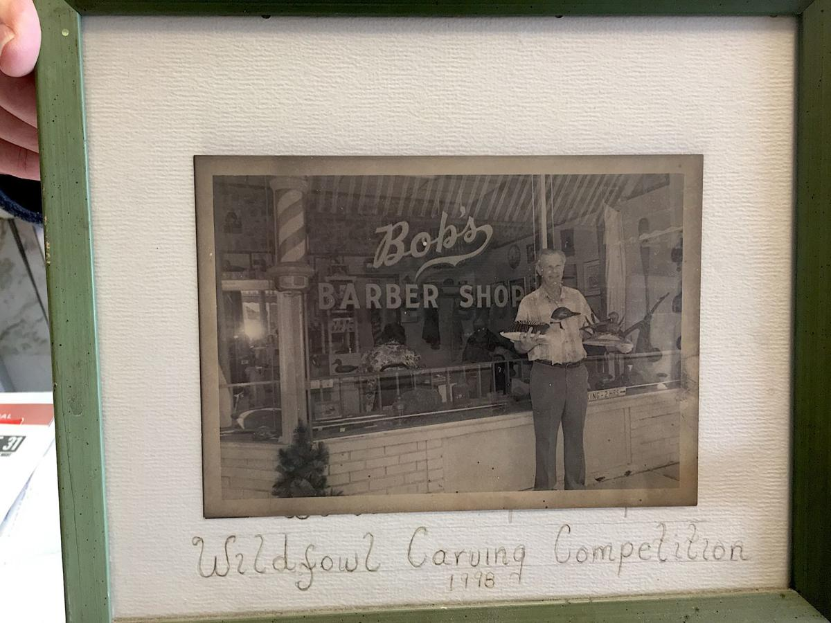 Cambridge Barber keeps history alive