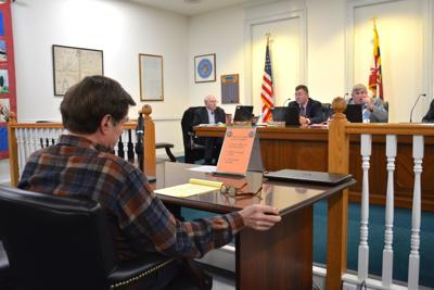 Commissioners seek workshop with town officials on tax differential