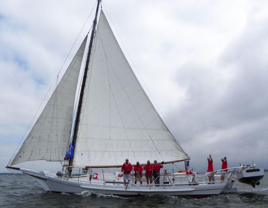 Skipjack Nathan receives grants before silver jubilee
