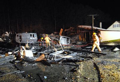 Boatyard fire claims $1.25 million in damages