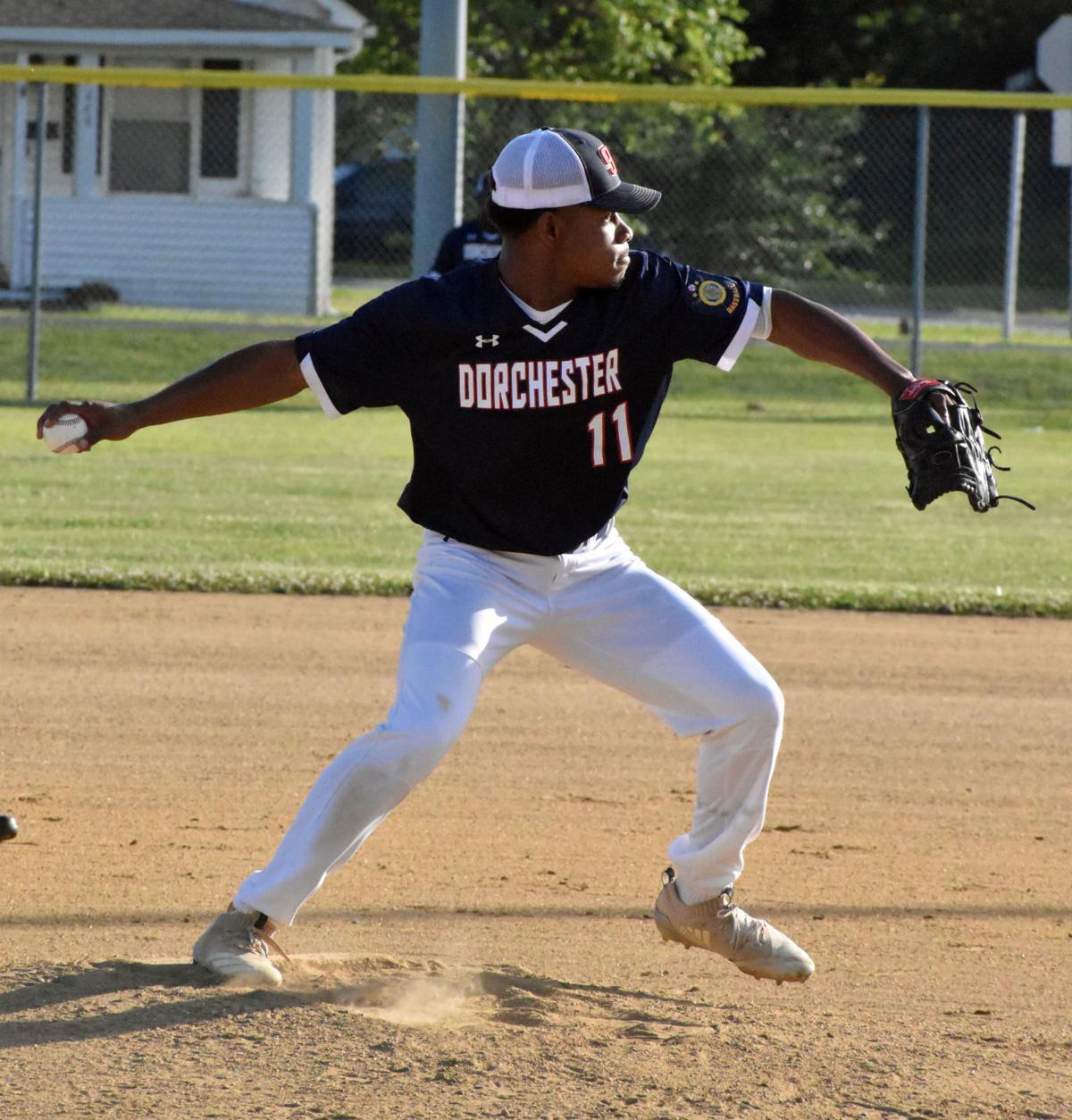 American Legion Baseball: Wicomico at Dorchester, July 1, 2019