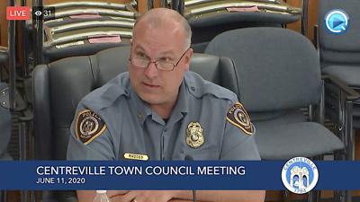 Centreville police chief announces retirement
