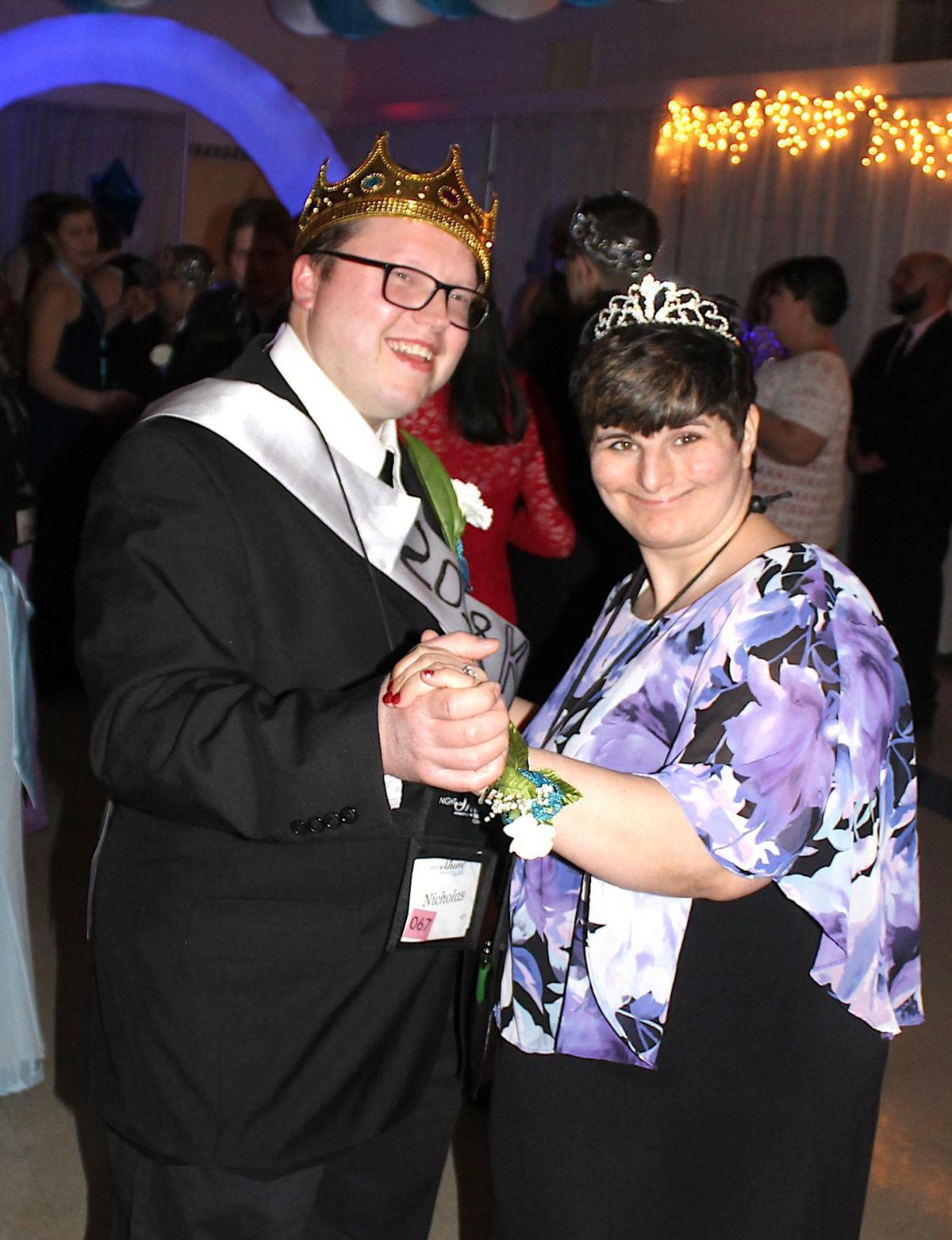Night to Shine brings out smiles