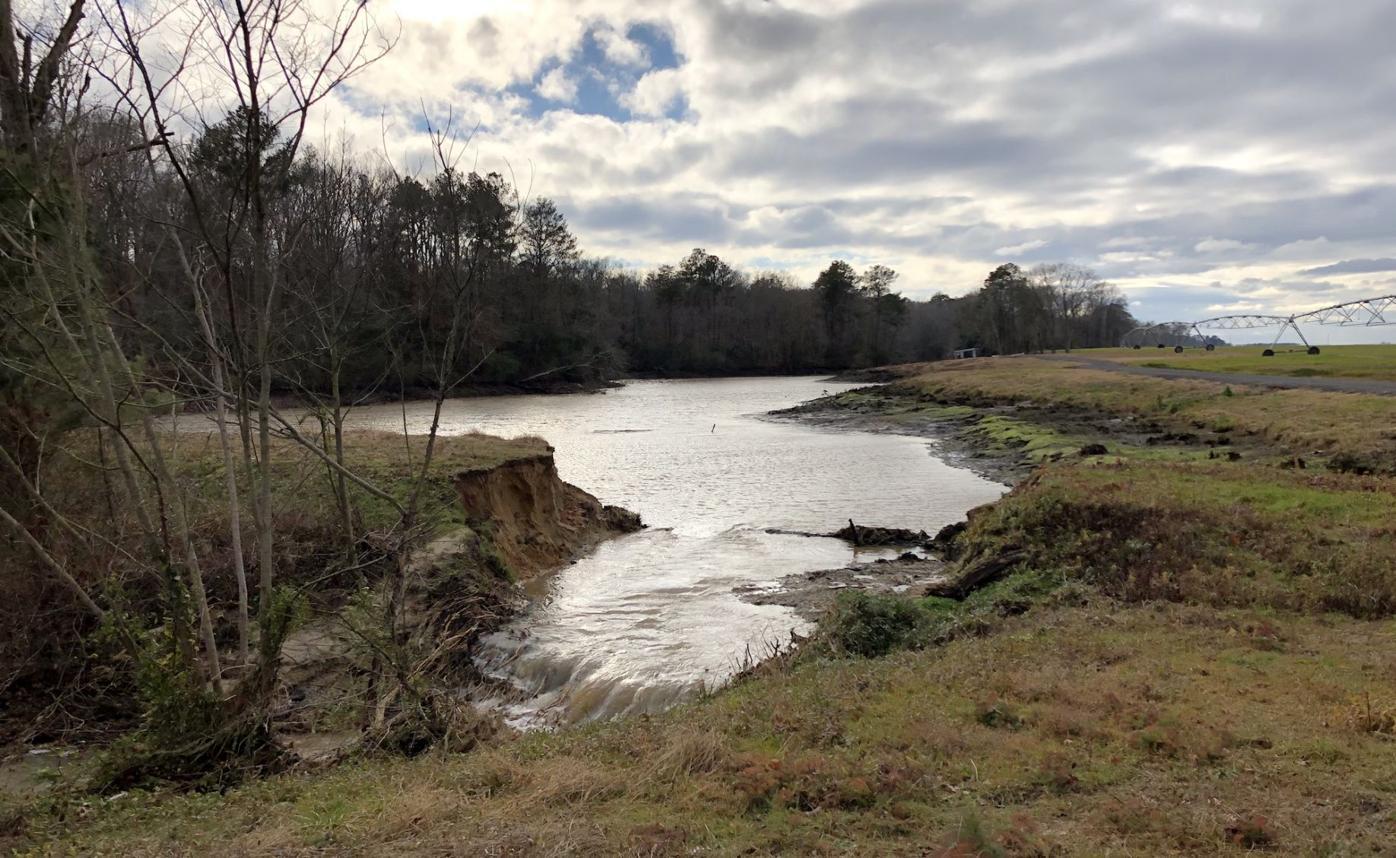 Palmers Mill Dam Washout