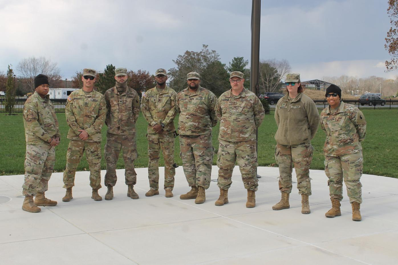 Eastern Shore soldiers return home from overseas