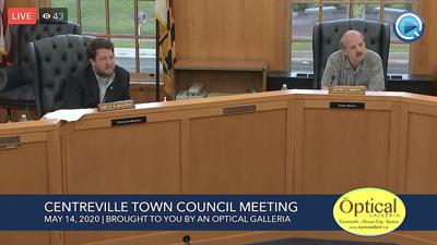 Centreville Town Council May 14