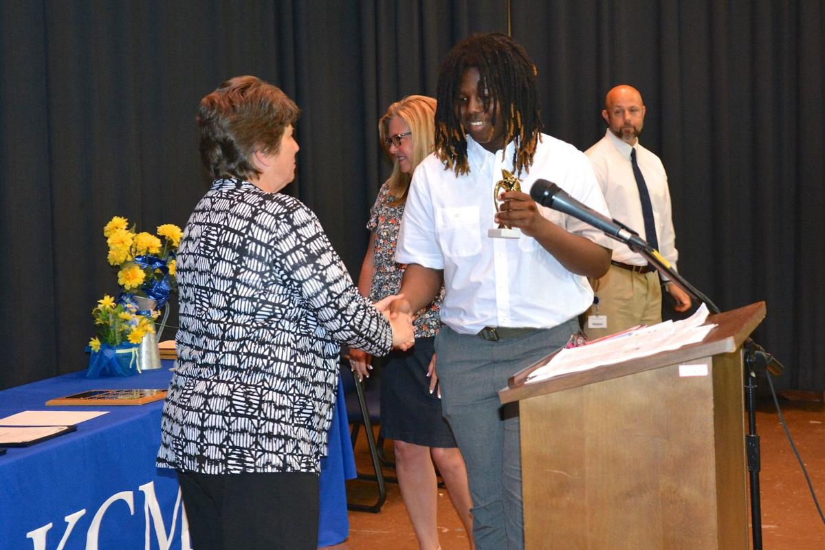 'Remember how loved you are,' KCMS promotes Class of 2023