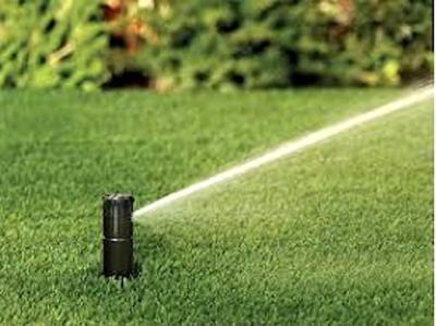 Irrigation systems require permits