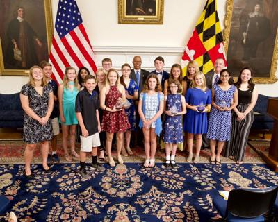 Mid-Shore youth among governor's award recipients