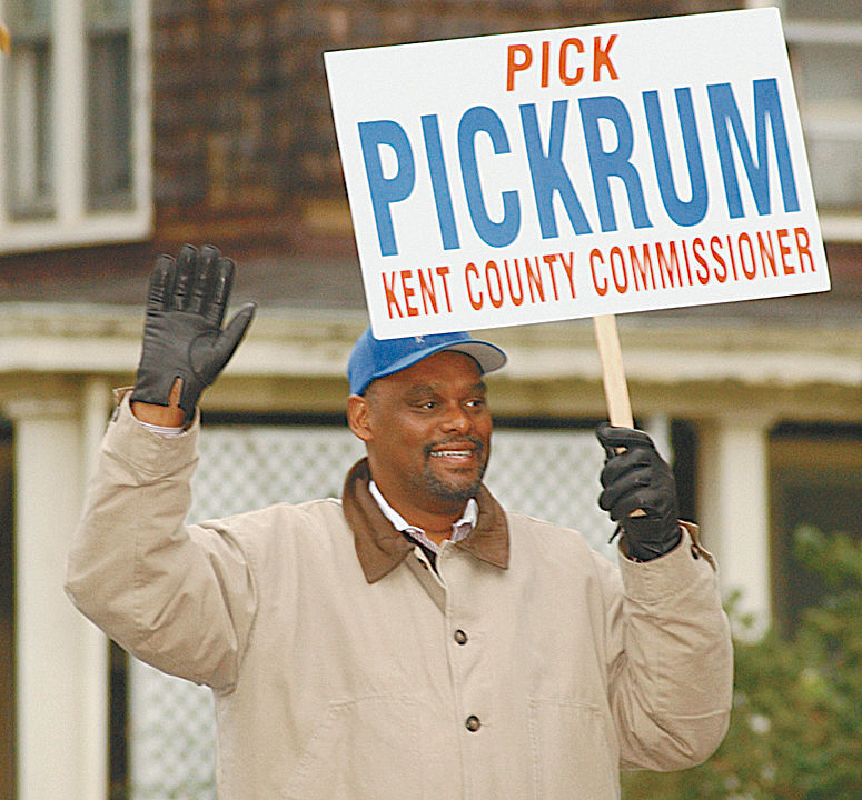 Pickrum remembered for his dedication to Kent County