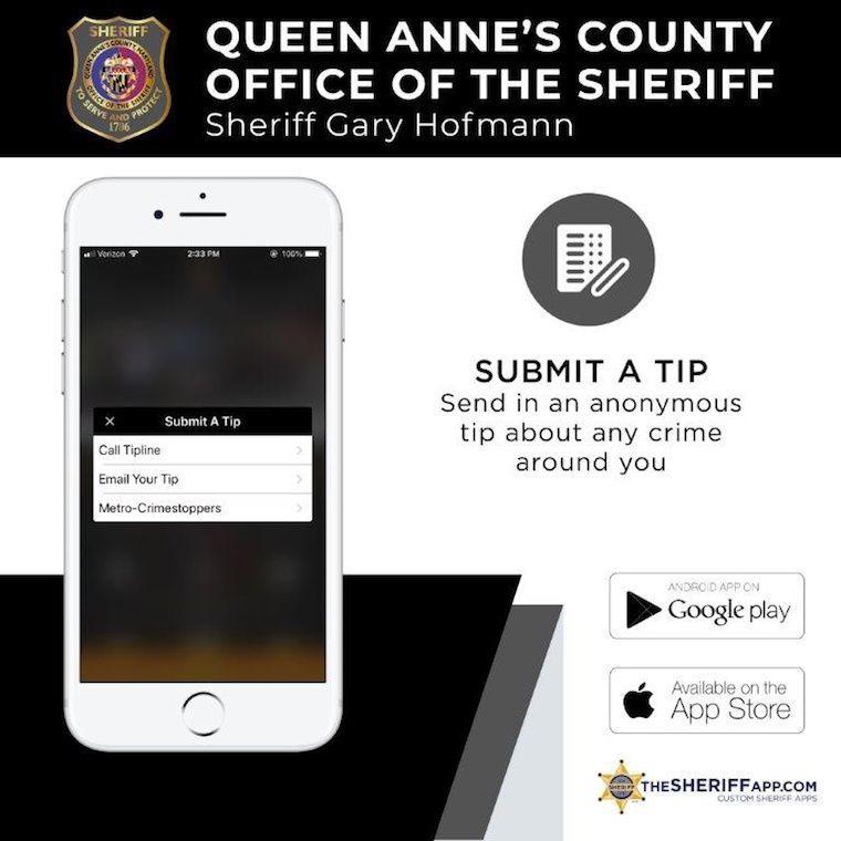 QA Sheriff's Office releases mobile app
