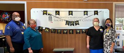 UM Shore Emergency Center celebrates 10th anniversary