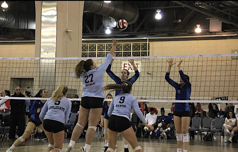 Premier Volleyball