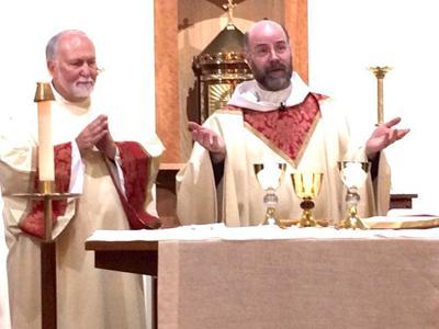 Denton Catholics celebrate All Saints Day