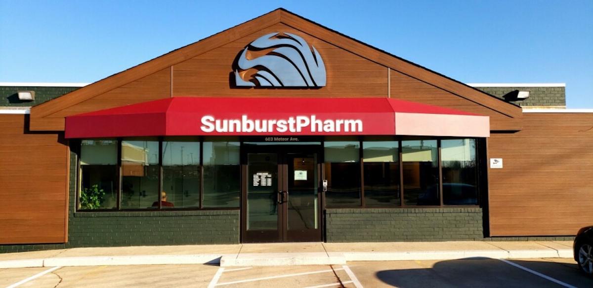 Sunburst Pharm, medicinal cannabis dispensary opens in Cambridge