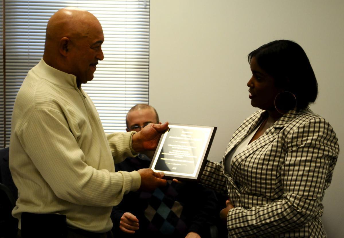 Housing Authority receives improvement grant