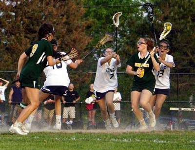 Class 2A East Region Girls' Lacrosse: Kent Island vs. Queen Anne's County