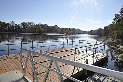 Accessible fishing pier now open at Unicorn Lake | News