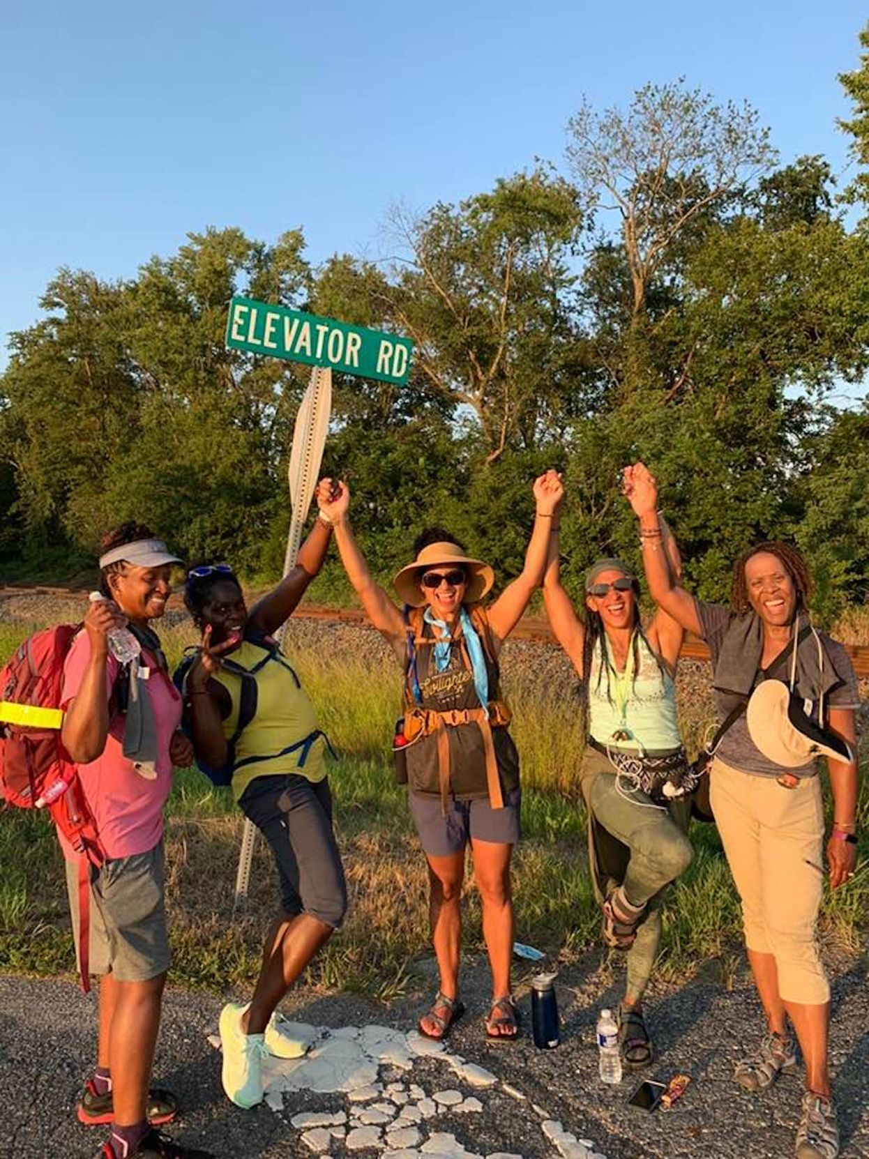 'We Walk with Harriet,' eight women walk 116 miles in Harriet Tubman's footsteps