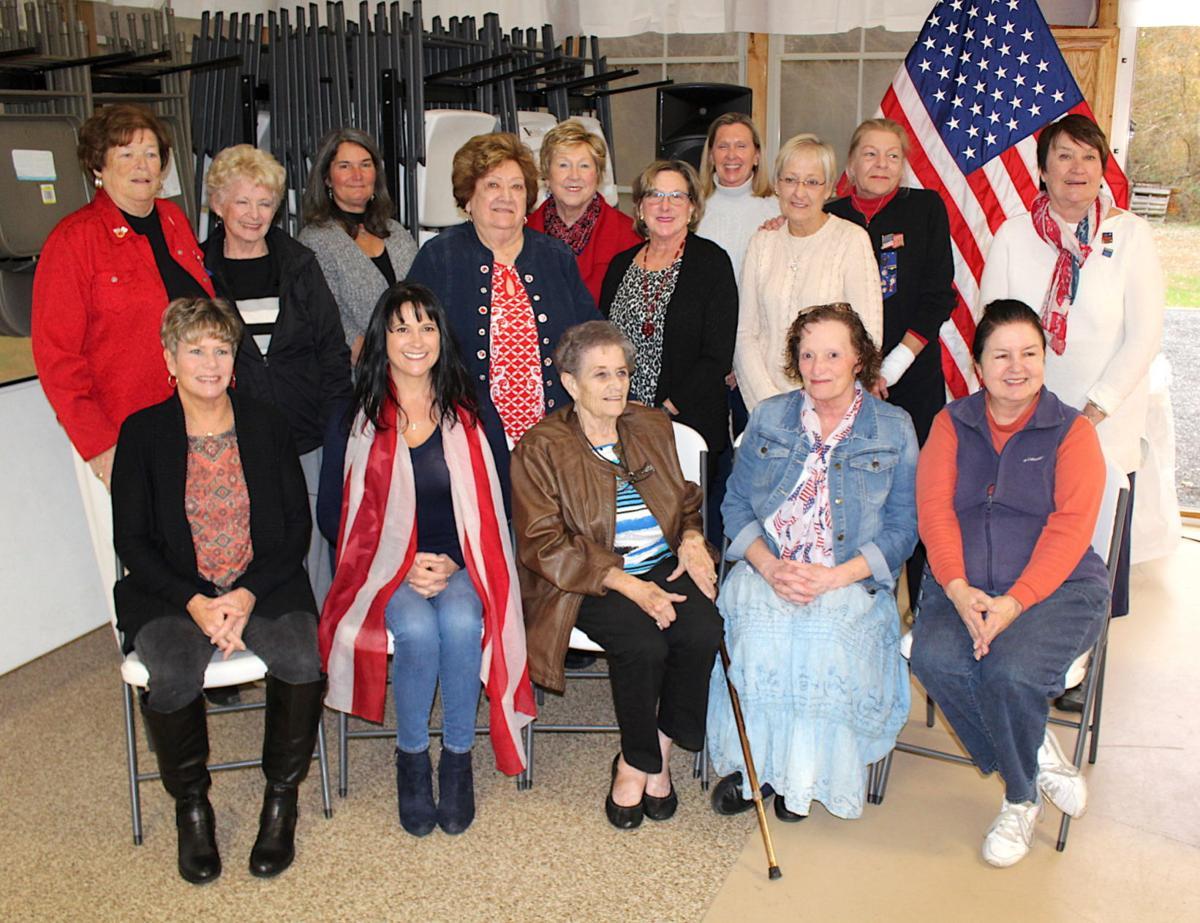 Legion Auxiliary celebrated 100-years '19