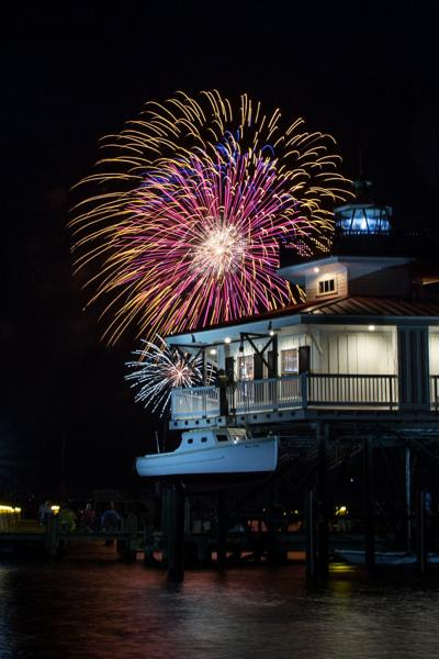 Lighthouse launches July 4 fireworks picnic raffle